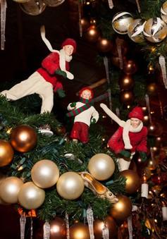 Nhà hàng ở New York mạnh tay chi hơn 60.000 USD trang trí Giáng sinh