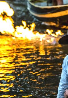 Ô nhiễm Metan, dòng sông có thể châm lửa đốt cháy tại Australia