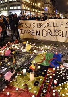 Bỉ để tang 3 ngày các nạn nhân vụ tấn công khủng bố