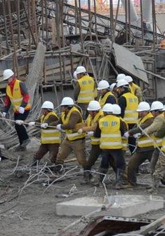 Trung Quốc: Sập công trình xây dựng, ít nhất 40 người thiệt mạng