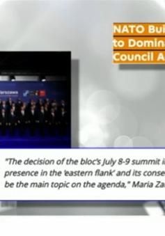 Cuộc họp Nga - NATO làm nóng báo chí quốc tế