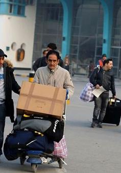 Hơn 55.000 người di cư tự nguyện rời Đức trong năm 2016