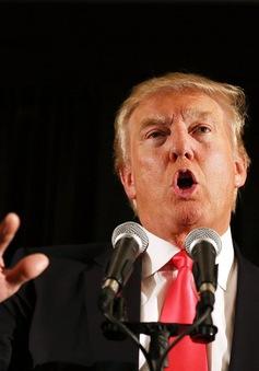 Bầu cử tổng thống Mỹ: Donald Trump cáo buộc đối thủ gian lận