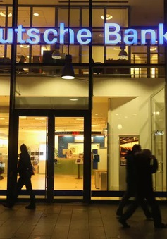 Hàng loạt ngân hàng Đức rơi vào khó khăn