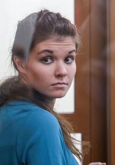 Nga: Cô gái 24 tuổi bị tuyên án 4,5 năm vì cố ý đến Syria