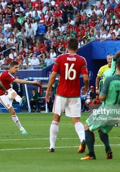 Siêu phẩm của lão tướng Gera được bầu chọn là 'Bàn thắng đẹp nhất EURO 2016'