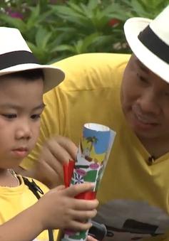 Bố ơi! Mình đi đâu thế?: Hành trình đầy màu sắc của các cặp bố con ở Thảo Cầm Viên