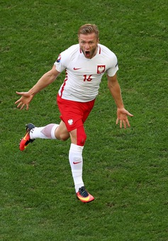 EURO 2016, Ukraine 0-1 Ba Lan: Blaszczykowski ghi bàn duy nhất
