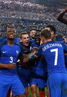 Bán kết EURO 2016, Pháp 2-0 Đức: Phản ứng của người trong cuộc!