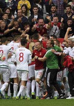 Bảng F EURO 2016, Áo 0–2 Hungary: Chiến thắng bất ngờ!