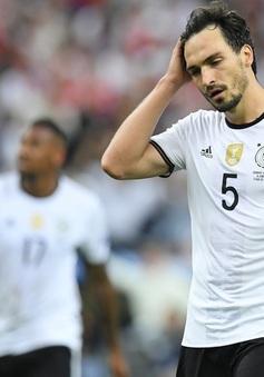 ĐT Đức vắng nhiều trụ cột tại bán kết EURO 2016