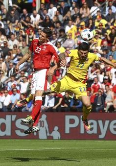 VIDEO EURO 2016, Romania 1-1 Thụy Sĩ: Tiếc cho Romania, Thụy Sĩ chiếm ưu thế đoạt vé