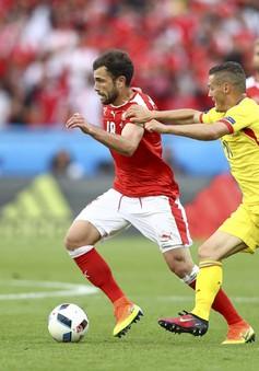 EURO 2016, Romania 1-1 Thụy Sĩ: Chia điểm kịch tính, Thụy Sĩ vươn lên đầu bảng