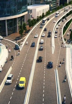 TP.HCM kiến nghị xây thêm cầu Thủ Thiêm 4