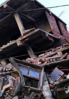 Động đất 6,7 độ Richter rung chuyển Đông Bắc Ấn Độ