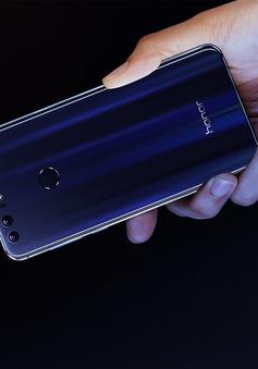 Flagship Huawei Honor 8 ra mắt: camera kép 12MP, giá từ 6,6 triệu đồng