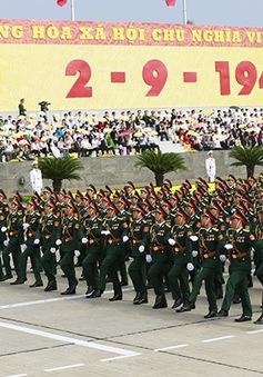 Kỷ niệm 71 năm ngày Cách mạng tháng Tám thành công