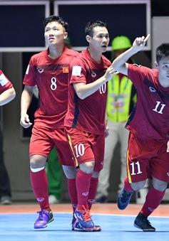 Ảnh: Những khoảnh khắc ấn tượng trong chiến thắng 4-2 của ĐT futsal Việt Nam trước Guatemala