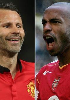 Chuyển động EURO 2016 ngày 15/5: Sao Ngoại hạng Anh đổ xô đi làm BLV