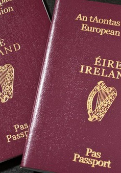 """Anh rời EU, hộ chiếu Ireland bỗng dưng thành hàng """"hot"""""""