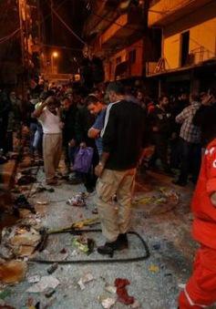 Lebanon: Đánh bom liên hoàn, 25  người thương vong