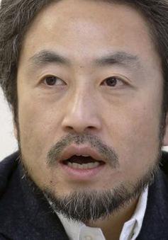 Công khai video phóng viên Nhật Bản bị bắt tại Syria