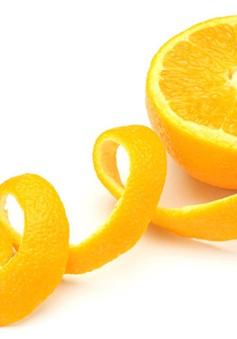 Những lý do bạn không nên bỏ vỏ cam