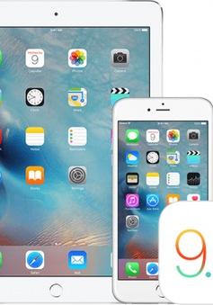 Apple phát hành iOS 9.3.5, vá lỗ hổng iPhone bị jailbreak
