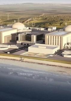 Trung Quốc hối thúc Anh tiếp tục dự án điện hạt nhân