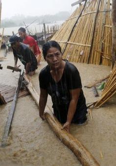 Siêu bão Haima đổ bộ miền Bắc Philippines