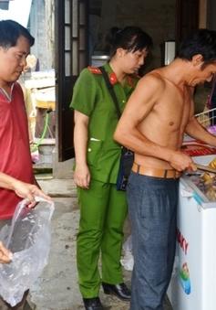 Phá đường dây tiêu thụ thực phẩm bẩn tại TT-Huế