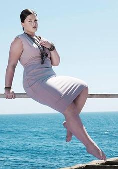 Top Model xuất hiện phiên bản dành riêng cho những cô nàng béo