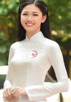 """Ngắm vẻ đẹp """"vạn người mê"""" của Á hậu Ngô Thanh Tú trong Bữa trưa vui vẻ (12h, VTV6)"""