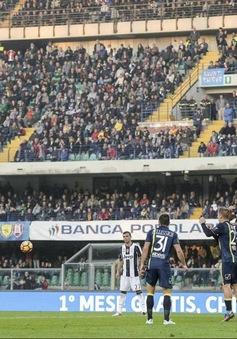 Chievo 1-2 Juventus: Khoảnh khắc ngôi sao!