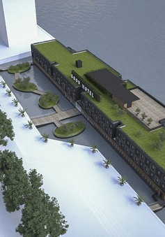 Độc đáo khách sạn hạng sang được cải tạo từ nhà tù