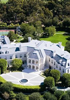 Cận cảnh biệt thự 200 triệu USD của vợ chồng Beckham