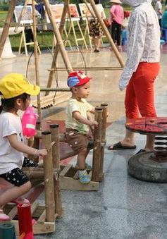 """Dự án """"Sân chơi di động"""" 2016 hướng đến không gian thú vị cho trẻ em dịp hè"""