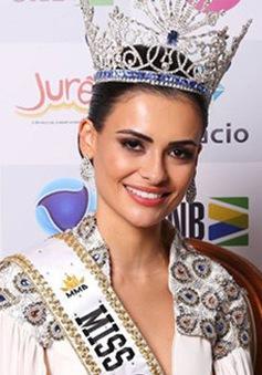 Người mẫu 26 tuổi đăng quang Hoa hậu Brazil 2016
