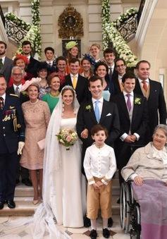 Đám cưới lộng lẫy của những người nổi tiếng