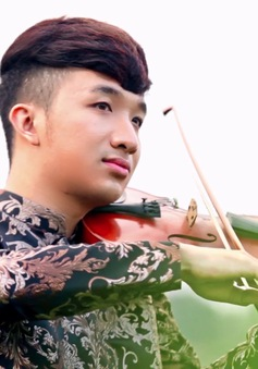 Hoàng Rob mang hit mới tới sự kiện Countdown 2017