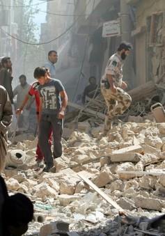 Syria: Phiến quân không kích trường học, hàng chục người thương vong