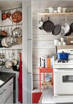 Bí quyết giúp góc bếp trong nhà luôn gọn gàng
