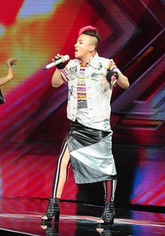 Vũ công phi giới tính Tô Lâm khiến giám khảo phấn khích tột độ