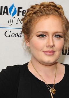 Adele sẽ nghỉ ngơi 5 năm