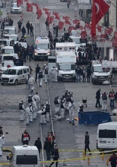 Thổ Nhĩ Kỳ lại rúng động bởi đánh bom tự sát