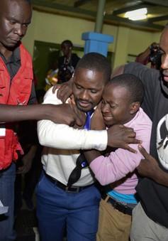 Khủng bố khách sạn tại Kenya, 12 người thiệt mạng