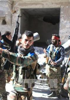 Quân đội Syria giành quyền kiểm soát quận trung tâm Aleppo