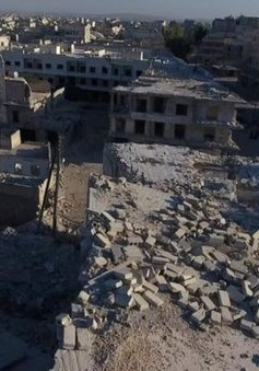Mỹ ngừng đàm phán với Nga về lệnh ngừng bắn ở Syria