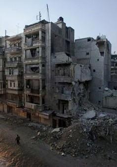 Ngày bình yên của người dân Aleppo sau lệnh ngừng bắn