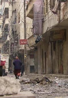 Syria: Hơn 16.000 dân thường sơ tán do giao tranh tại Aleppo